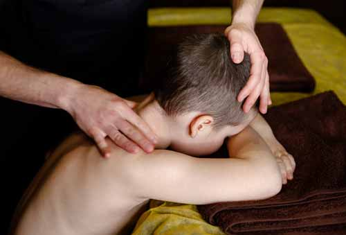 benefits & advantages of chiropractic for kids
